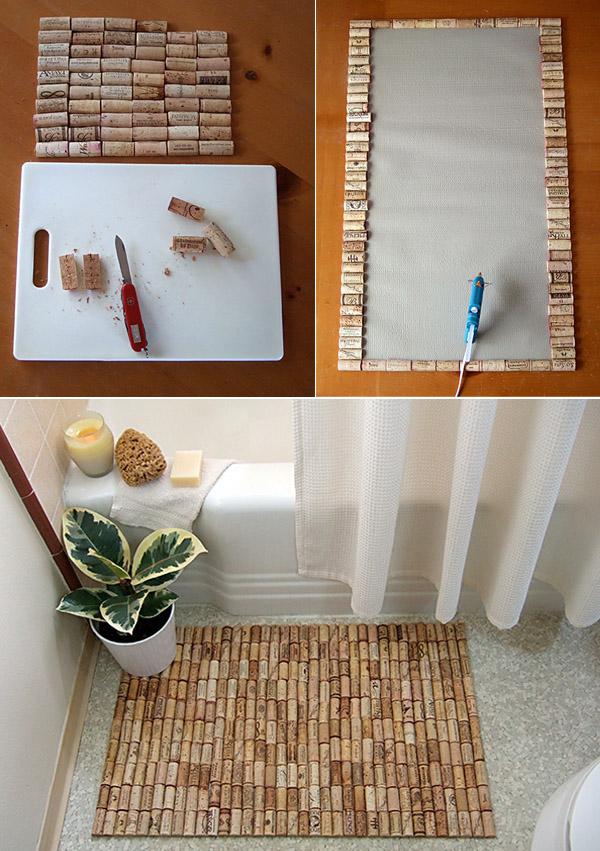 Armario Com Espelho Para Banheiro Balaroti ~ N u00e3o sabe o que fazer com os retalhos? u2665 Faça tapetes