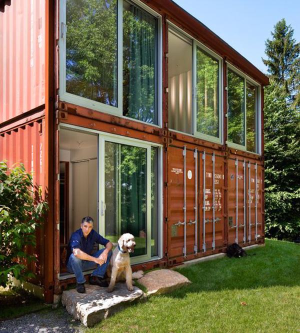 Casas em containers arquitetura sustent vel e moderna Casas con contenedores precios