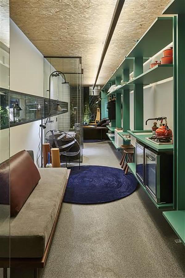 Casas em containers arquitetura sustent vel e moderna for Casas de container modernas