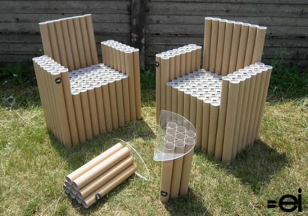 fun-tube-projects-cardboard-tube-chair1