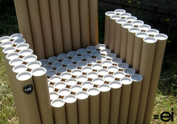 fun-tube-projects-cardboard-tube-chair5