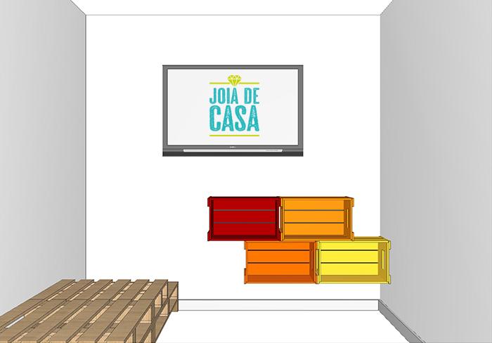 Sala de tv_caixotes_