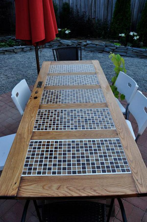 Ideias Para Reutilizar Portas De Madeira Joia De Casa
