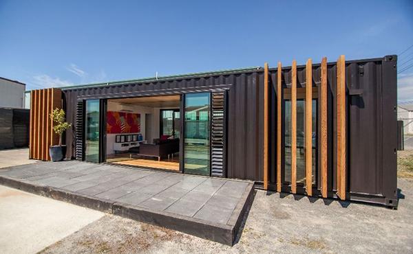 7 Popular Siding Materials To Consider: Casas Em Containers: Arquitetura Sustentável E Moderna